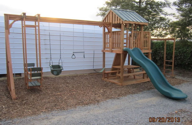 Wooden Playsets Shippensburg Pa By Air Hill Lawn Furniture